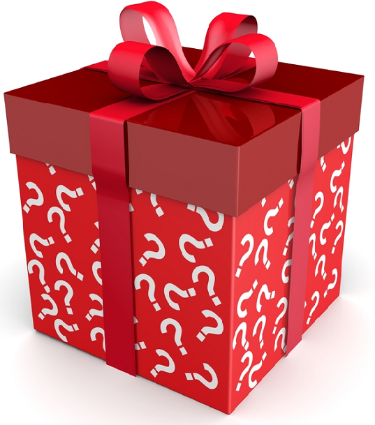 Подарок неизвестный 26